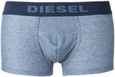 Diesel denim effect boxers - men - Cotton/Polyester/Spandex/Elastane - S