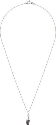 True Rocks Glitter Pill pendant necklace