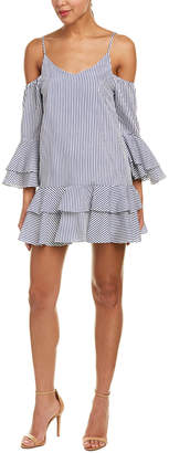 Ark & Co The Room By Ruffle Shift Dress