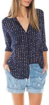 Bella Dahl Tencel Button Shirt