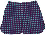 Marni Purple Cotton Shorts for Women