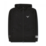 adidas originals - White mountaineering hooded track jacket
