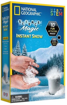 National Geographic Instant Snow
