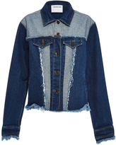 Ground Zero Patchwork Denim Jacket