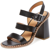 Marc by Marc Jacobs High Heel Leather Sandal