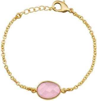 Preeti Sandhu Rose Quartz Bracelet