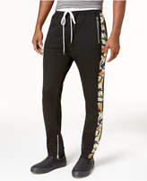 American Stitch Men's Side-Stripe Track Pants