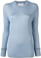 CK Calvin Klein lightweight silk top