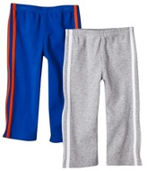 Carter's Just One You by Infant Toddler Boys' 2-Pack Pant - Blue/Grey