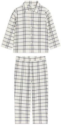 Arket Flannel Pyjama Set
