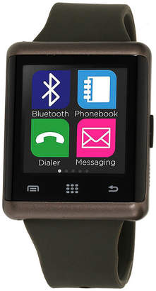 ITOUCH Itouch Air 2 Heart Rate Mens Digital Green Smart Watch-Ita33605u714-735