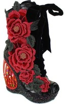 Irregular Choice Maya Black/Red