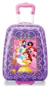 American Tourister Disney Princess 18'' Hardside Kids Carry-on Luggage