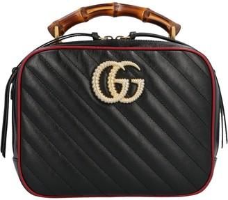 Gucci Marmont Top Handle Camera Bag