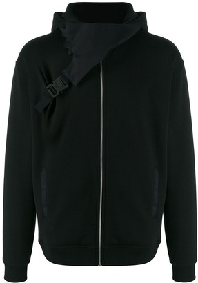 Alyx Simulation zip front hoodie