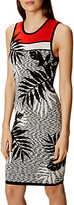 Karen Millen Knit Pencil Dress, Multi