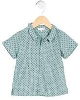 Gucci Boys' Abstract Button-Up Shirt