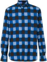 Xacus checked shirt