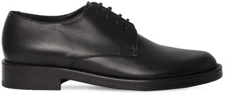 Ann Demeulemeester 30mm Leather Lace-Up Shoes