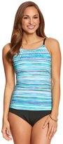 Jantzen Mayan Reef High Neck One Piece Swimsuit 8150190