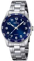 Festina Junior Collection F16905/2 Watch for boys Excellent readability