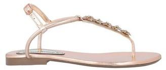 Loretta Pettinari Toe post sandal