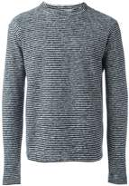 YMC 'Blue Cheer' sweater