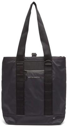 WANT Les Essentiels Havel Logo-print Ripstop Tote Bag - Black
