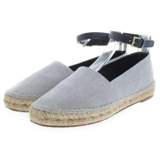 Celine Blue Cloth Espadrilles