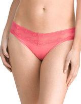 Natori Bliss Perfection Lace V-Kini Panty