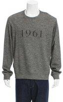 Ports 1961 Wool-Blend Crew Neck Sweater
