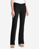 Eddie Bauer Women's Elysian Twill Trousers - Curvy