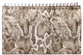 Alexander Wang Amber Notebook Clutch w/ Tags