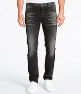 William Rast Dean Slim Straight Distressed Jeans