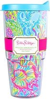 Lilly Pulitzer Insulated Tumbler With Lid