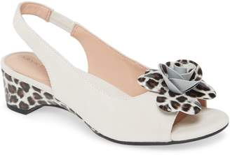 Taryn Rose Neva Slingback Sandal