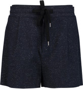See by Chloe Cotton-blend shorts