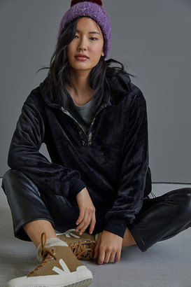 Sunday In Brooklyn Kelyn Cozy Hooded Pullover By in Black Size XS
