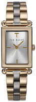 Ted Baker Women&s Bliss Two-Tone Bracelet Watch