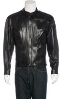 Salvatore Ferragamo Fine Leather Jacket