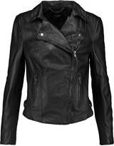 Muu Baa Muubaa Monteria leather biker jacket