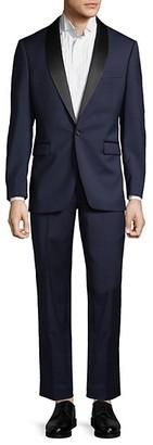 Saks Fifth Avenue Extra Slim Fit Wool Tuxedo
