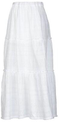 Purotatto 3/4 length skirt