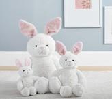 Pottery Barn Kids White Bunny Plush Small