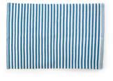 Mackenzie Childs MacKenzie-Childs Oxford Blue Stripe Scatter Rug