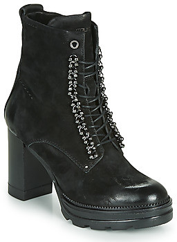 Mjus AMARANTA women's Low Ankle Boots in Black