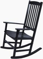 Willow Bay Outdoor Rocking Chair