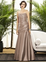 Dessy Collection 2876 Dress in Topaz