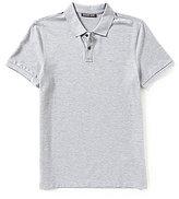 Michael Kors Short-Sleeve Liquid Pique Polo Shirt