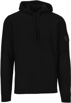 Stone Island Shadow Project Knit Hoodie